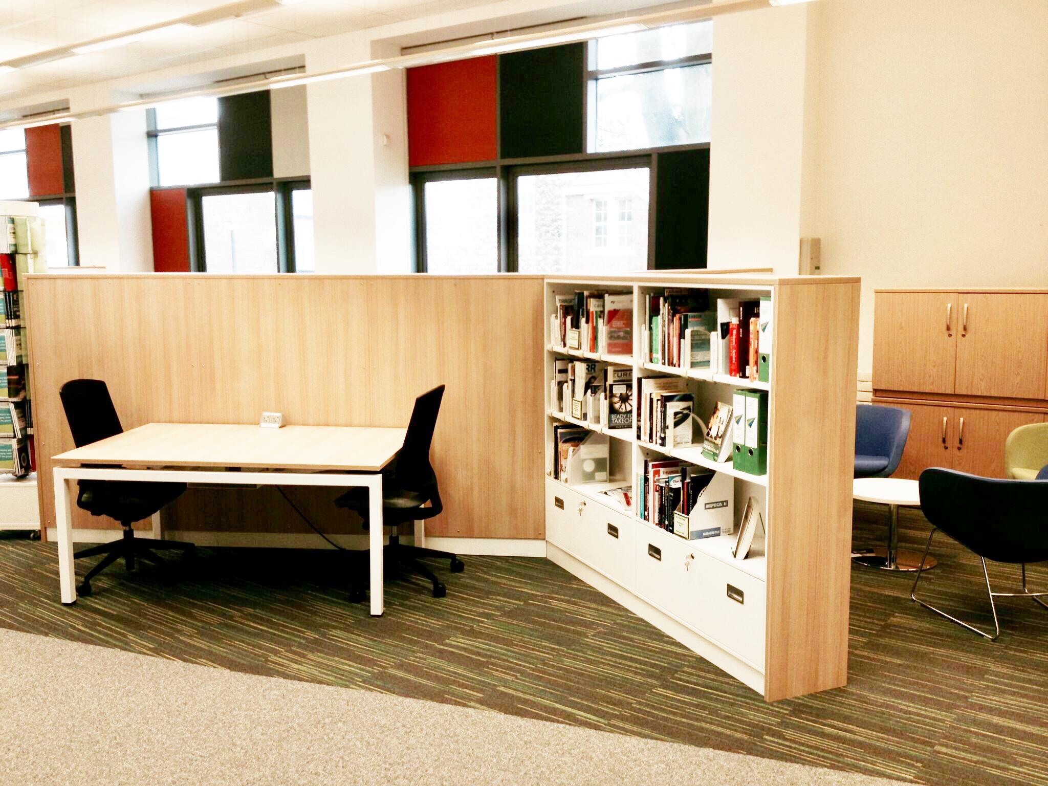 Careers Library Storage