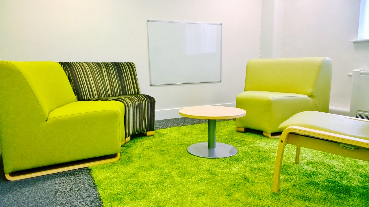 Green Consulting Room