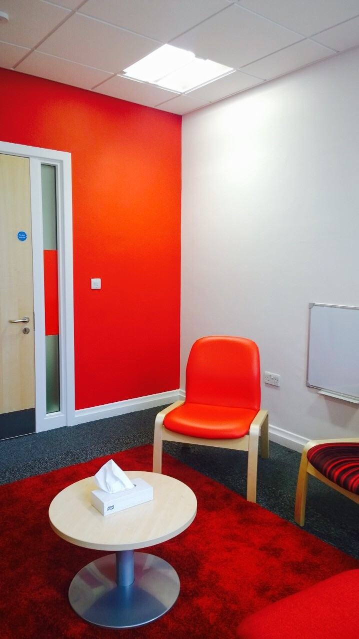 Red Consulting Room