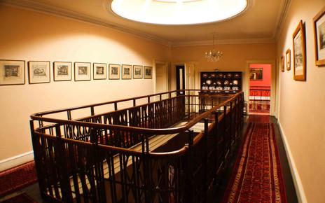 Inner Hall balcony