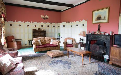 Panelled Sitting Room