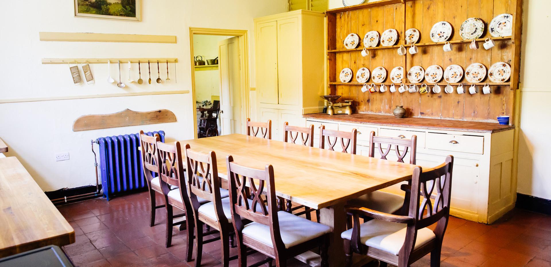 North Wing Kitchen