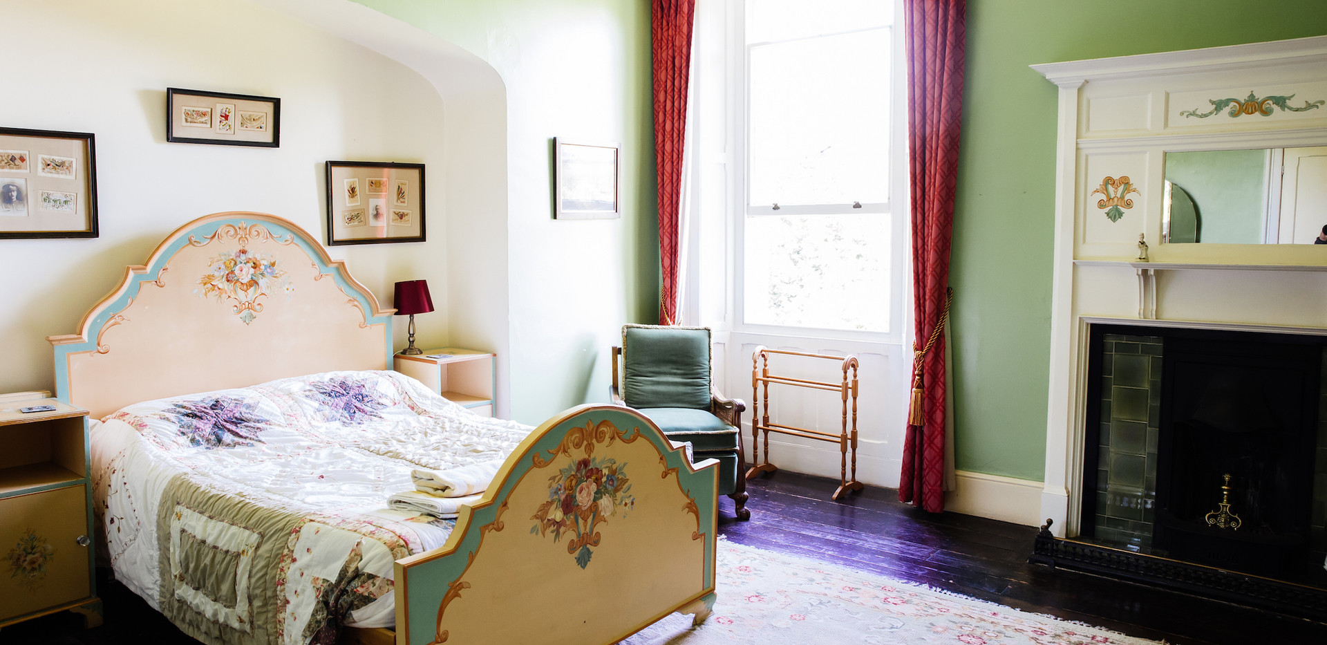 Bedroom 9 - double