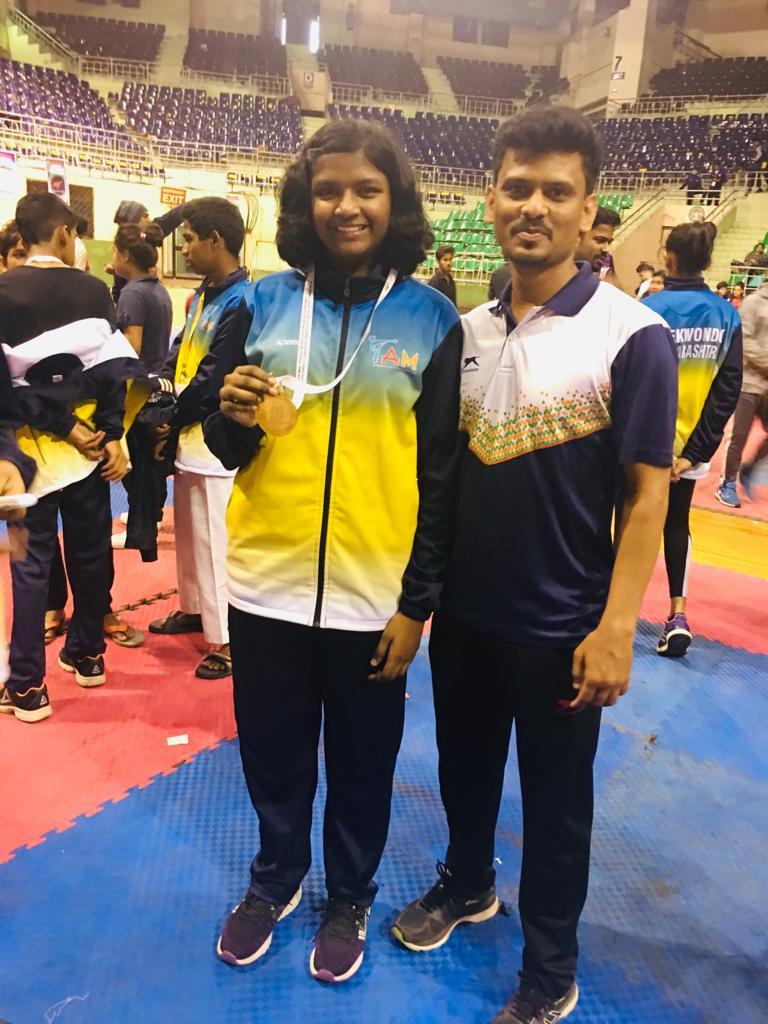 National Cadet Gold Medal - Chennai