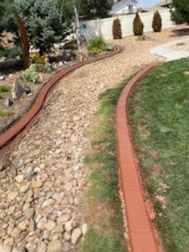 Standard Slant Style Path, Terracotta