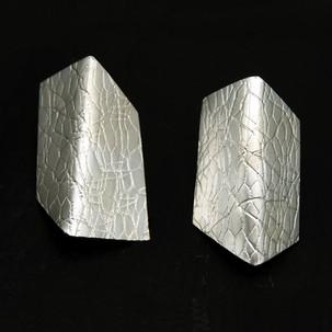 Folded Earrings