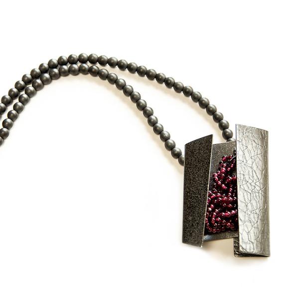Enclosed Necklace