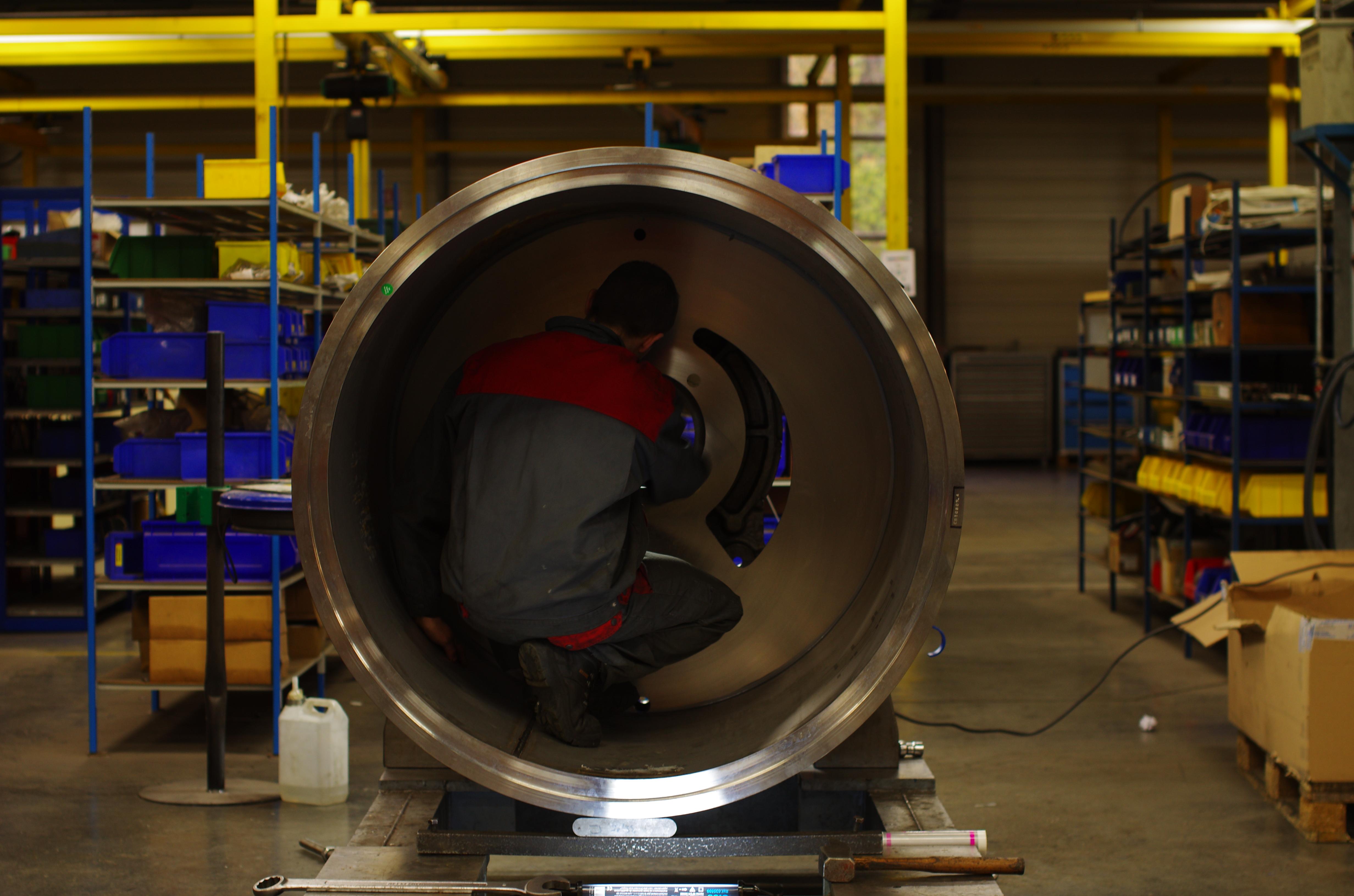 Pompe Industrielle | France | ERTP H