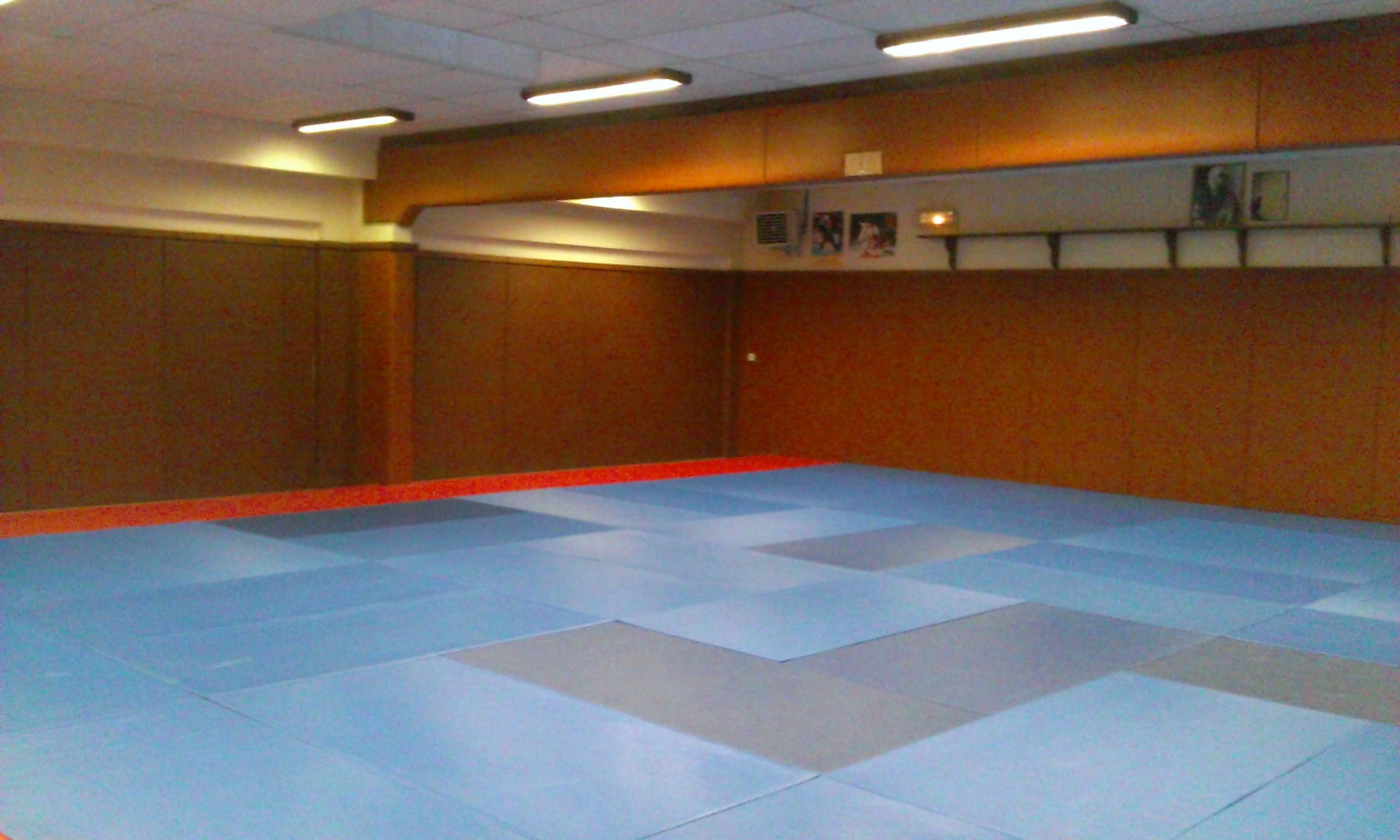 Club de judo à Etretat