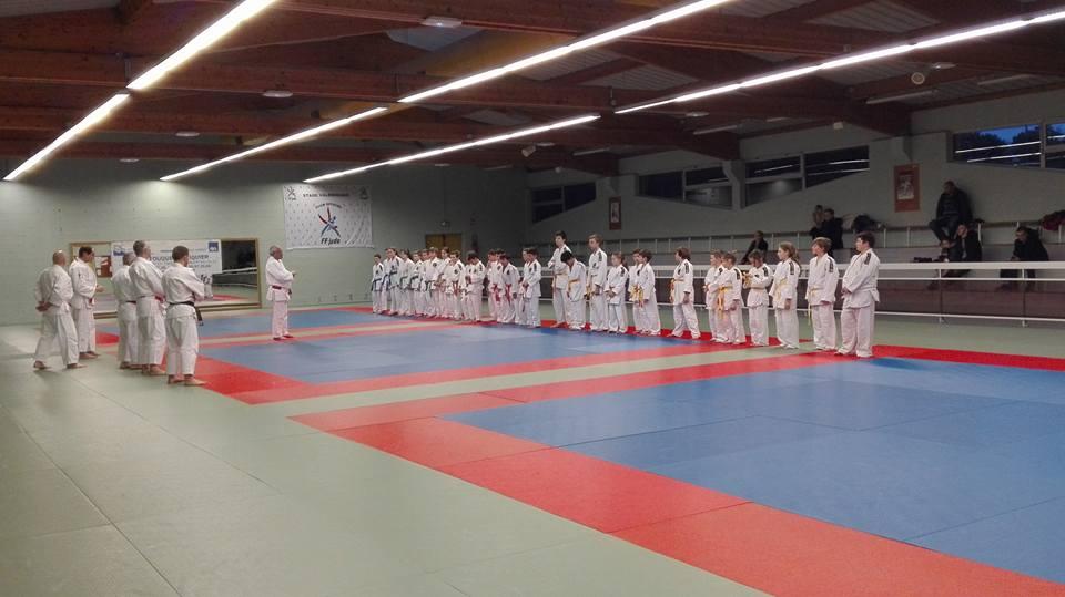 Judo Club Côte d'Albâtre