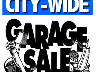 City-Wide Garage Sale
