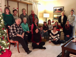 Lutheran Ladies Progressive Dinner