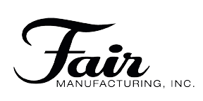 fair logo black