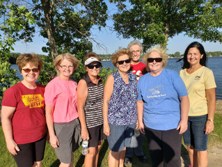 FIRST LUTHERAN WALKING GROUP