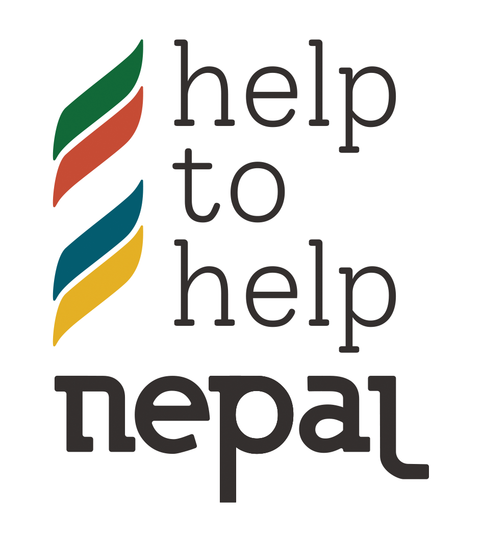 logo help to help nepal_color
