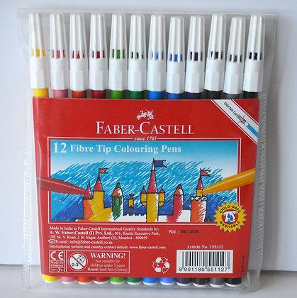 12 Colouring Pens