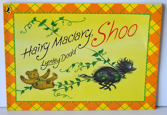 Hairy Maclary, Shoo - Lynley Dodd