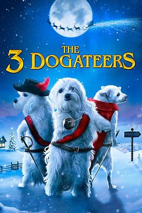 The Three Dogateers DVD