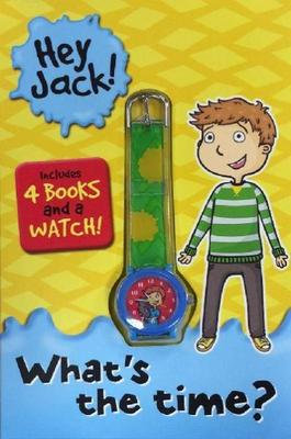 Hey Jack - What's the Time