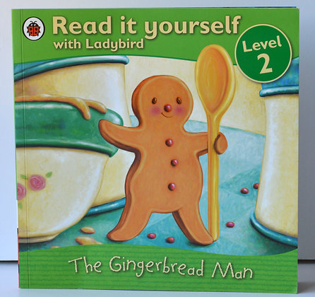 The Gingerbread Man - Read it Yourself