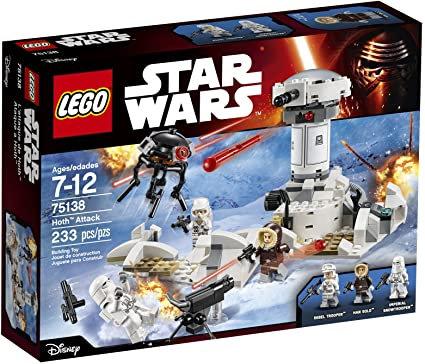 Lego - Star Wars Hoth Attack