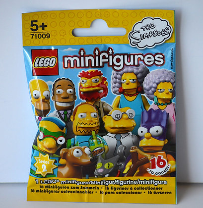 Lego Mini Figures - The Simpsons