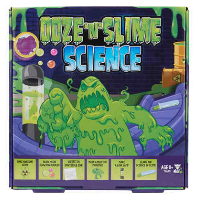 Ooze 'n' Slime Science