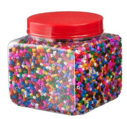 Ikea Pyssla Beads & Bead Shape Boards