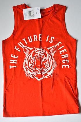 Fierce Future Tiger Singlet