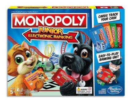 Monopoly Junior - Electronic Banking