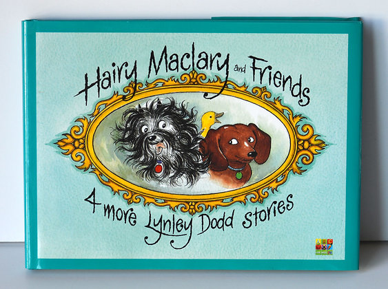 Hairy Maclary & Friends Stories - Lynley Dodd