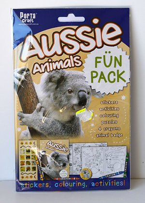 Aussie Animals Fun Pack