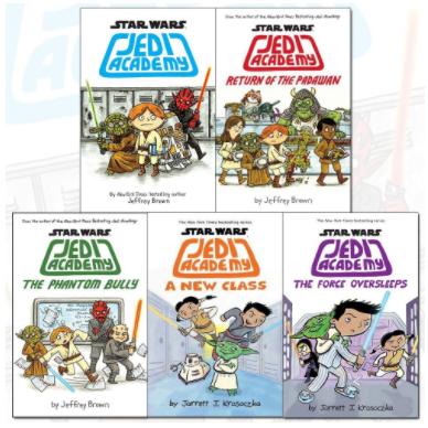 Star Wars Jedi Academy Box Set (6 books)