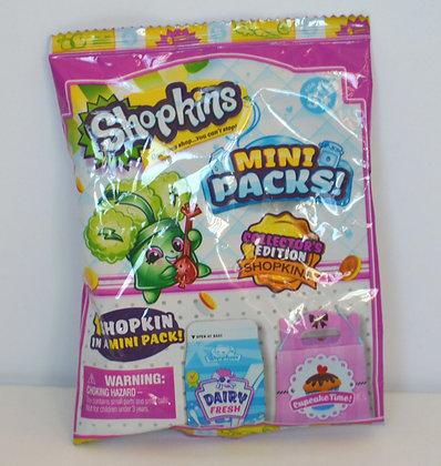 Shopkins Mini Surprise Packs