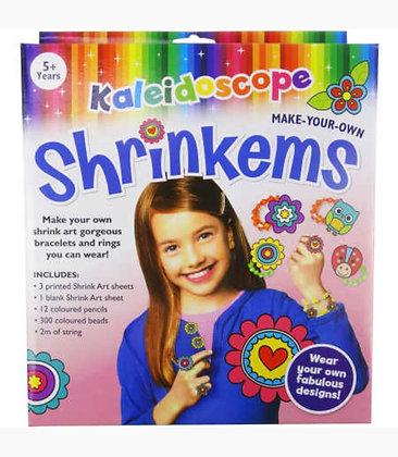 Kaleidoscope Shrinkems