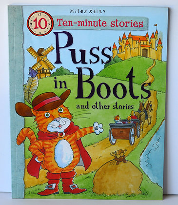 Puss in Boots & Other Stories