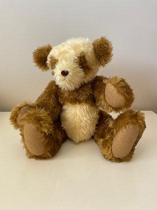 Handmade Brown Teddy Bear