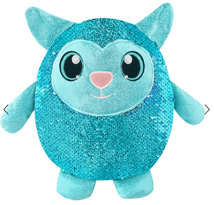 """Shimeez 8"""" Sequined Character"""