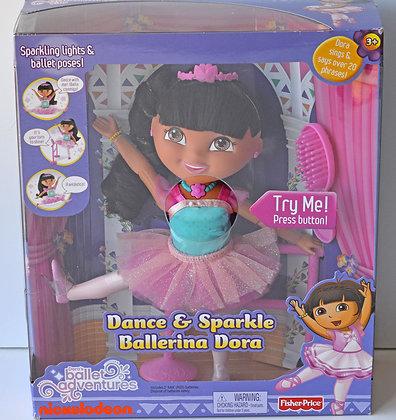 Ballerina Dora the Explorer