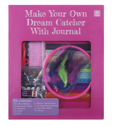Make Your Own Dream Catcher with Journal