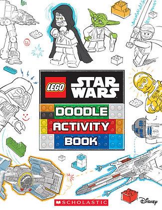Star Wars Doodle Activity Book