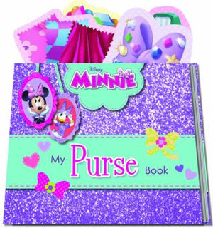 Minnie Mouse - My Purse Book