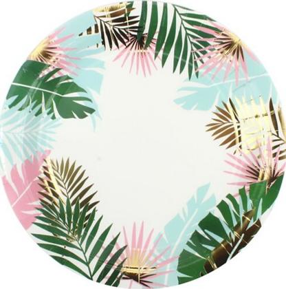 Birthday Theme - Tropical Palms