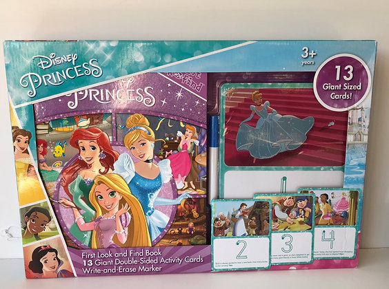 Giant Disney Princess Activity Set
