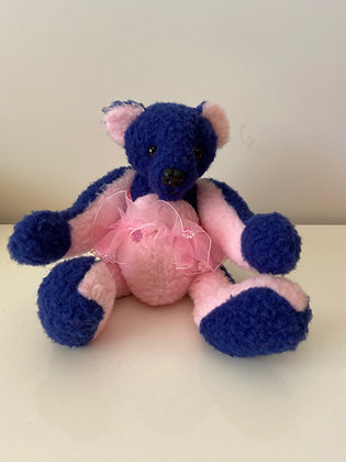 Handmade Ballerina Bear
