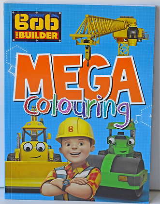 Bob the Builder - Mega Colouring