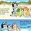 Thumbnail: Bluey - The Beach, Lift the Flap Book