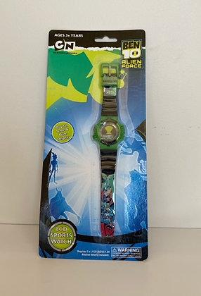 Ben 10 LCD Sports Watch