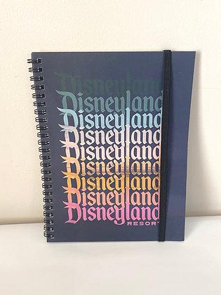 Disneyland A5 Notebook