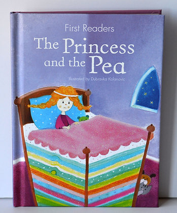 First Readers - The Princess and the Pea